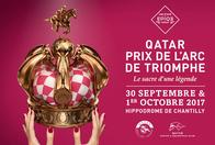 Enable lehkou vítězkou Prix de l'Arc de Triomphe