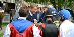 Václav Luka s majiteli hodnotil sezónu