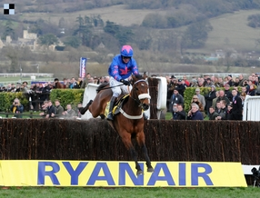 Sam Spinner favoritem Stayers' Hurdle, souboj legend v Ryanair Chase